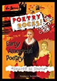 Early American Poetry, Stephanie Buckwalter, 0766032779