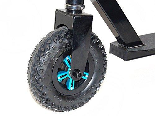 MAXOfit® Dirt Scooter con ruedas neumáticas de 205 mm ...