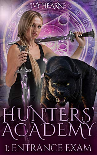 Hunters' Academy Cover