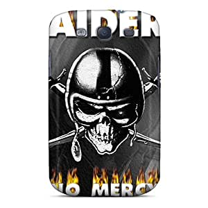 Hard Plastic Galaxy S3 Case Back Cover,hot Oakland Raiders Case At Perfect Diy
