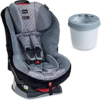 Amazon.com : Britax - Boulevard G4 1 Convertible Car Seat with Cup ...