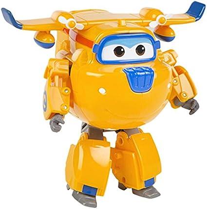 Super Wings - Donnie transformable con sonido y luz (75884): Amazon.es: Juguetes y juegos