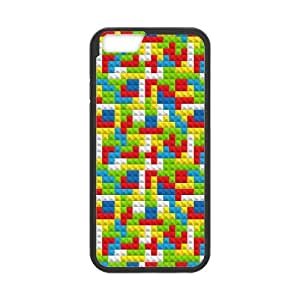 Tetris For iPhone 6 Plus Screen 5.5 Inch Csae protection phone Case BXU351065