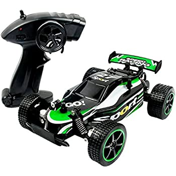 Amazon Com Zhencheng Scale Electric Rc Offroad Truck