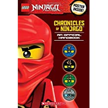 LEGO Ninjago: Chronicles of Ninjago: An Official Handbook (with poster)