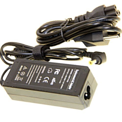 Laptop Ac Adapter Battery Charger Power Cord Supply for MSI Wind U100-641US U100X U115 U123-019US U123-020US U123-033US U123t U125 U130-416US U130-417US