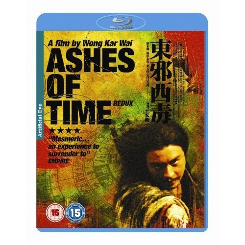 Blu-ray : Ashes Of Time Redux (Blu-ray)