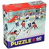 Eurographics Junior League Hockey 60-Piece Puzzle