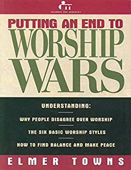 putting an end to worship wars essay Slavery during the civil war  slaves' freedom of worship, denying slaves the right to join churches without their masters' permission, meet independently to hear.