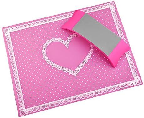 Wildlead 1 Satz Nail Art Silikon Kissen Matte + Hand Kissen Halter Tisch Salon Maniküre Werkzeuge Kit
