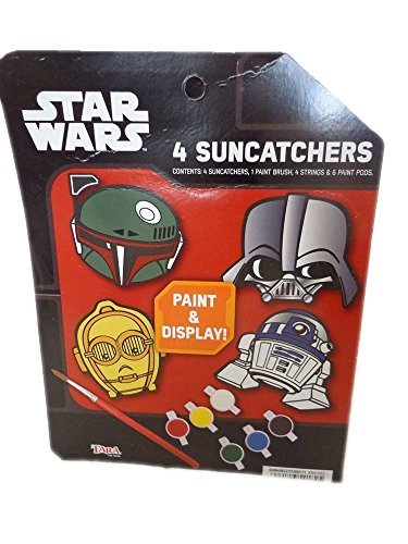 Star Wars Sun Catcher Kit