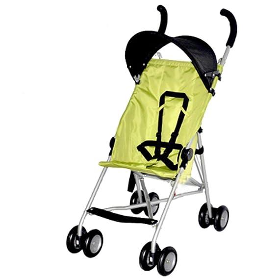 ZGP &Cochecito de bebé Silla de Paseo Cochecito Ultraligero Plegable Cochecito de bebé Cochecito de bebé de Aluminio (Color : 3#): Amazon.es: Hogar