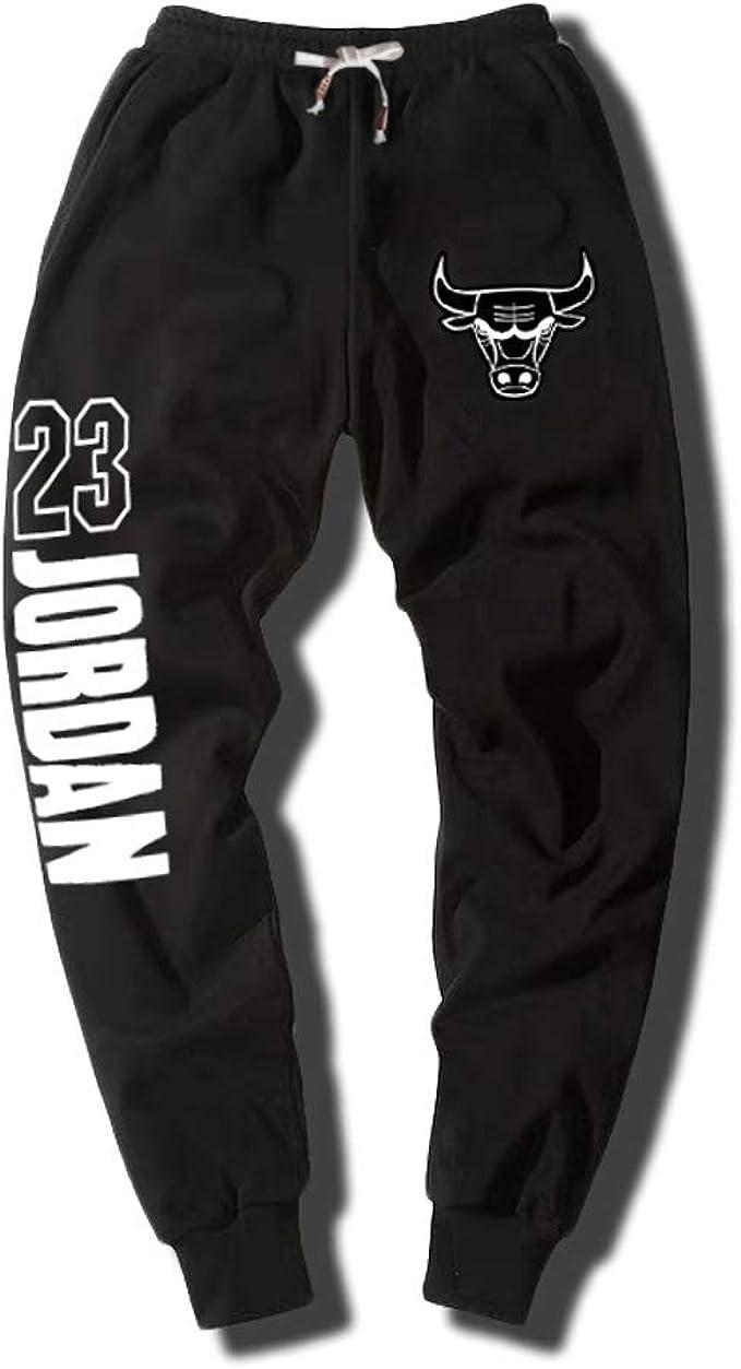 HEJX Lakers Kobe AJ23 Jordan, Pantalones de Baloncesto ...
