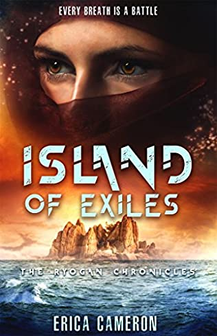 book cover of Island of Exiles