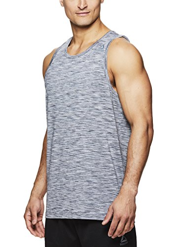03a8774e3ce8e Reebok Men s Gym Training   Workout Tank Top - Sleeveless Activewear Shirt.  Tap to expand