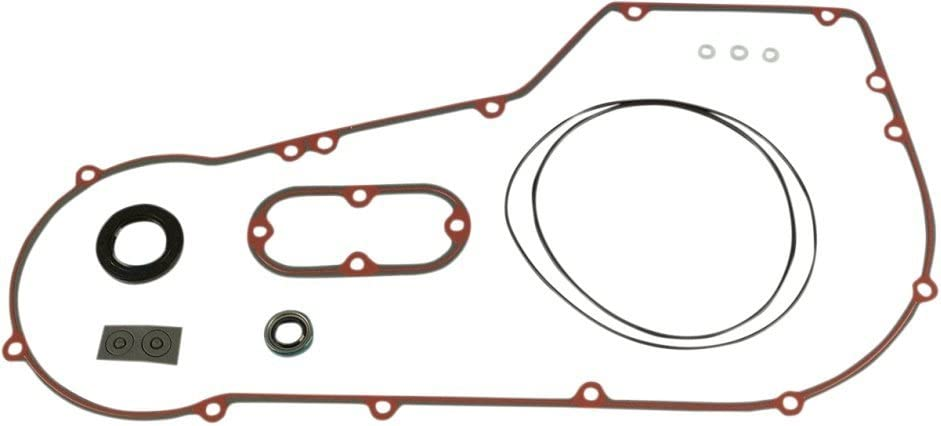 Orange Cycle Parts Primary Cover .062in Paper Gasket Kit for Harley Dyna 1994-2005 and Softail 1994-2006 by James Gasket JGI-60539-94-K