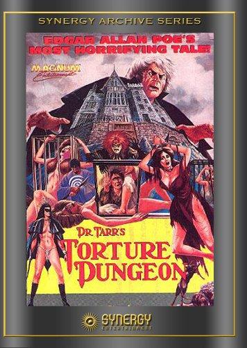 Amazon.com: Dr Tarr's Torcher Dungeon (1973): Claudio Brook, Arthur