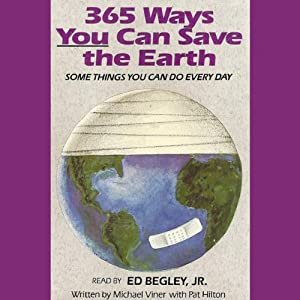 365 Ways You Can Save the Earth Audiobook
