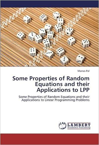 properties of linear programming