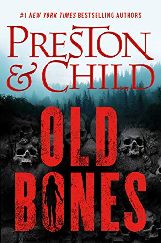 : Old Bones (Nora Kelly Book 1)