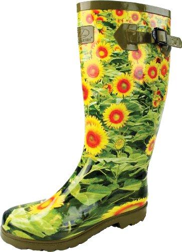 Highlander - Botas para mujer Amarillo (Sunflowers)