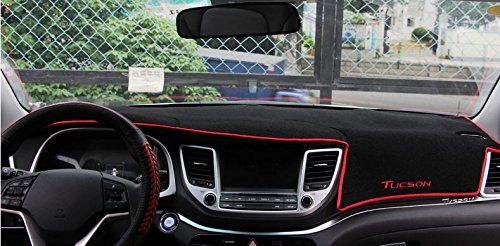 New 1pcs Luxury DashMat Dash Carpet Original Dash Covers Dashboard Cover Custom Fit for Buick Encore 2017 2018 2019