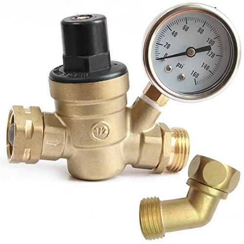 3 4 in water pressure regulator - 7