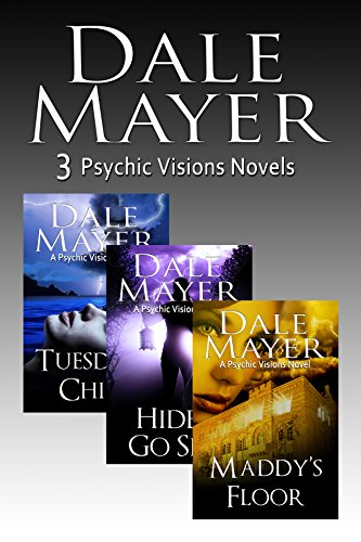 #freebooks – Psychic Visions: Books 1-3 by Dale Mayer