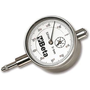 Beta 016620010-1662/2-Reloj Comparador 1/10: Amazon.es: Bricolaje y herramientas