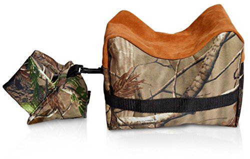 Rifle Rest Bag Pattern - 7
