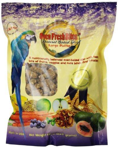 Oven Fresh Bites Baked Avian Diet -Large Parrot - 42 oz. bag by Oven Fresh Bites
