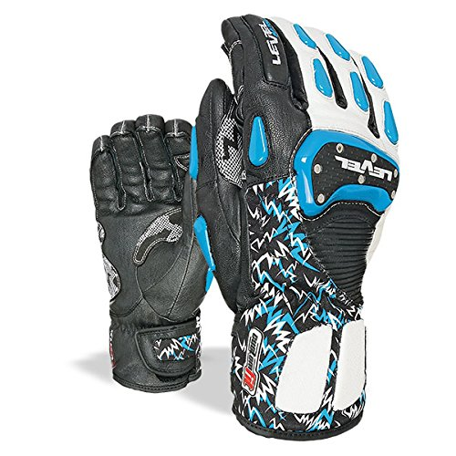 Level SQ CF Ski Racing Gloves by Level 99