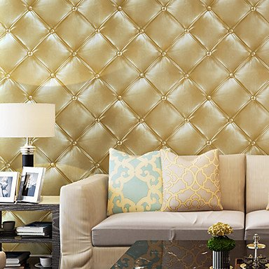 zhENfu Art Deco 3D Wallpaper For Home Contemporary Wall Covering ...