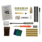 Instrument Clinic Clarinet Pad / Tenon Cork Kit, Set for Conn Clarinets
