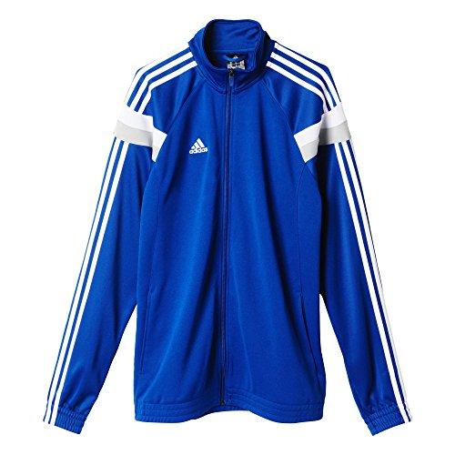 adidas Command Jacket - Chaqueta para hombre Azul / Gris / Blanco