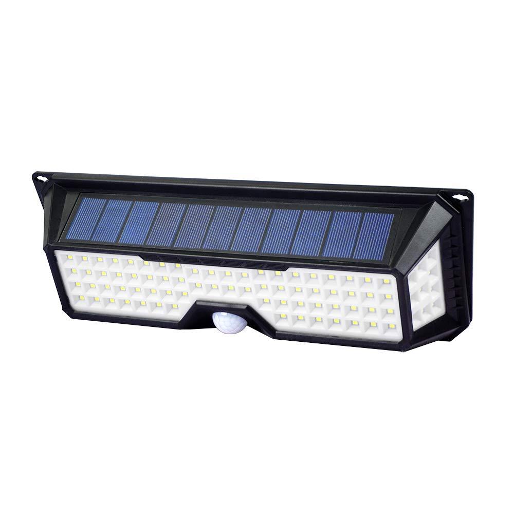 ECO LLC Solar Lights 136 LED Waterproof Outdoor Wall Lights Wireless Solar Motion Sensor Lights for Front Door,Backyard, Garage,Porch,Deck, Driveway(4 Pack) by ECO LLC (Image #5)