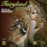 Fairyland – Bente Schlick 2016 Wall (Calendar)