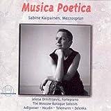 Musica Poetica by Adlgasser (2005-06-21)