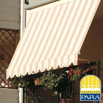 Tende Da Sole Per Balconi.Tende Da Sole A Caduta Con Braccetti Per Balconi 200 X 250