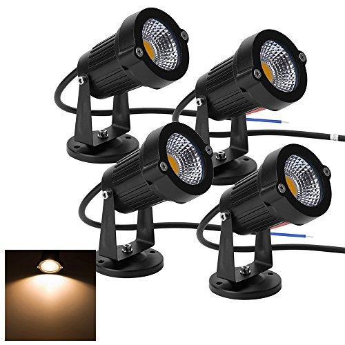 Familite Outdoor Waterproof Decorative Spotlight-6W COB LED