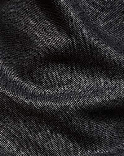Super G star Uomo Slim Blu Jeans Scuro Raw Revend Skinny SSZBpfq