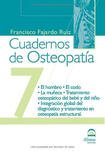 Descargar Libro Cuadernos De Osteopatia 7 - Hombro, Codo, Muñeca Francisco Fajardo Ruiz