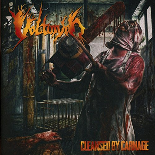 Volturyon: Cleansed By Carnage (Audio CD)
