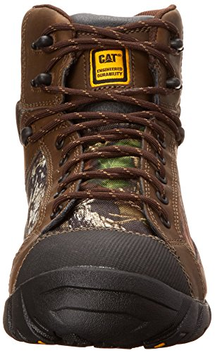 Caterpillar Mens Hoit Metà Lavoro Impermeabile Boot Camouflage