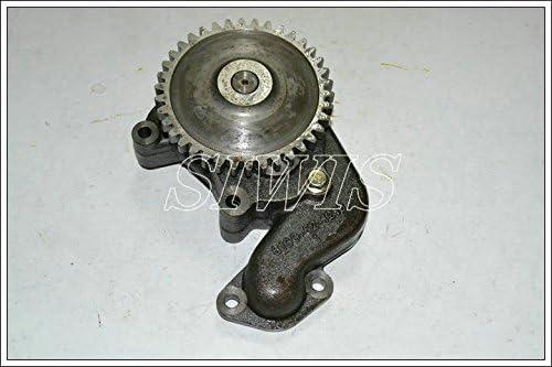 S6D105 OILポンプPC200-3エンジン用オイルポンプ6136521100
