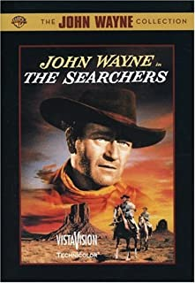 Book Cover: John Wayne: The Searchers
