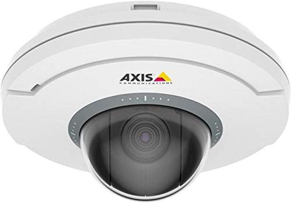 AXIS 01107-004 M5065 2 Megapixel Network Camera, White
