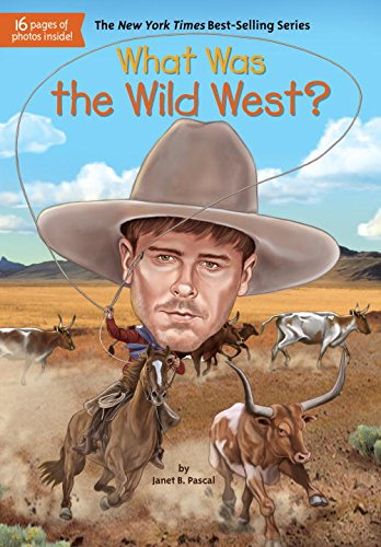 Book Cover: What Was the Wild West?