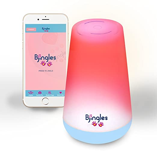 Amazon.com: Bjingles Luz nocturna para bebé, máquina de ...