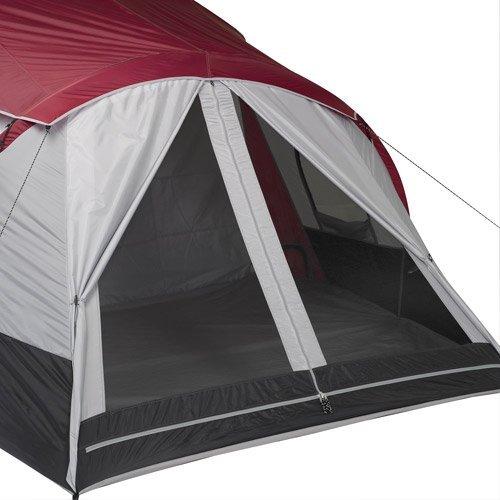 Ozark Trail 10 Person 3 Room Xl Family Cabin Tent Import